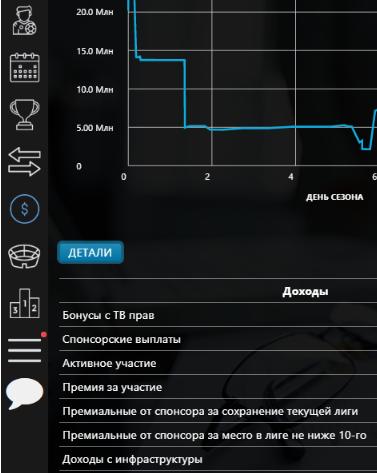 ФУТБОЛЬНЫЙ МЕНЕДЖЕР FBM